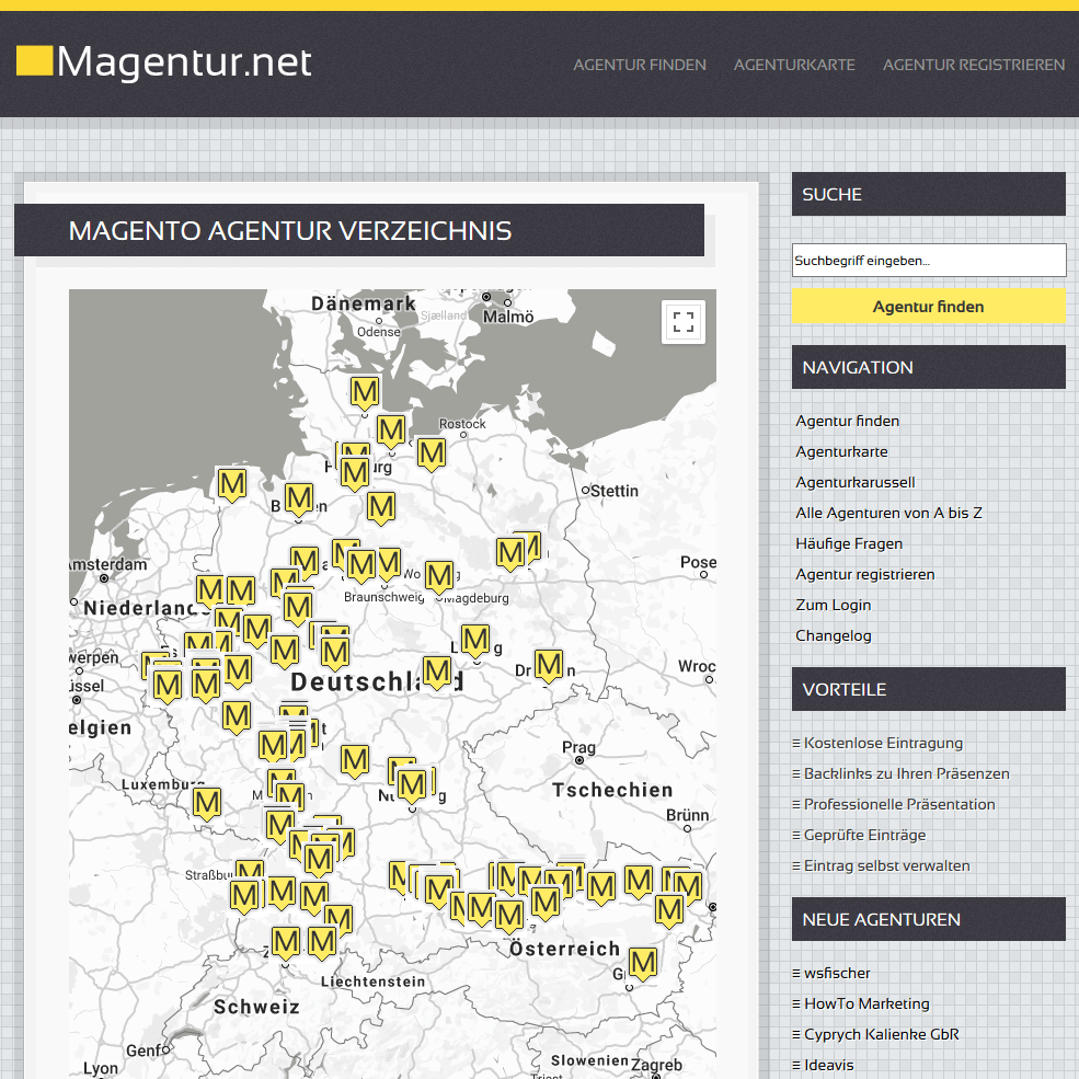 magentur-screenshot